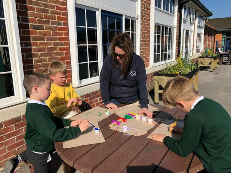 Summer playschemes at Farlington Wrap around
